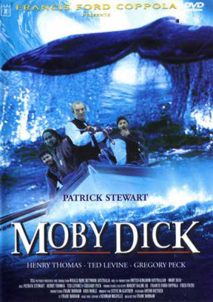 French DVDs - Moby Dick