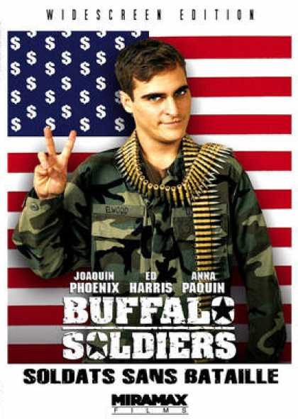 French DVDs - Buffalo Soldiers