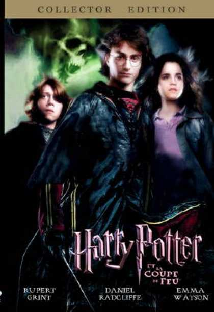 French DVDs - Harry Potter Et La Coupe De Feu