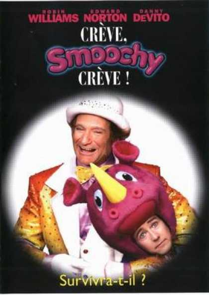 French DVDs - Smoochy