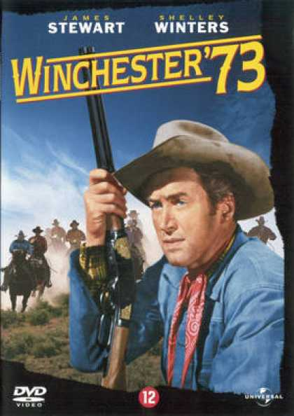 French DVDs - Winchester 73