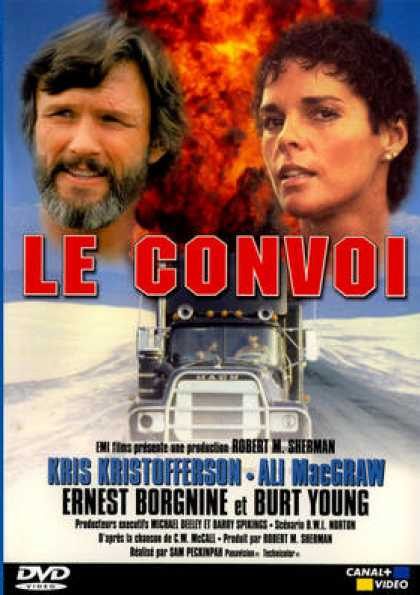 French DVDs - Convoy
