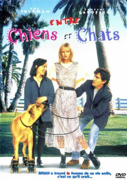 French DVDs - Entre Chiens Et Chats