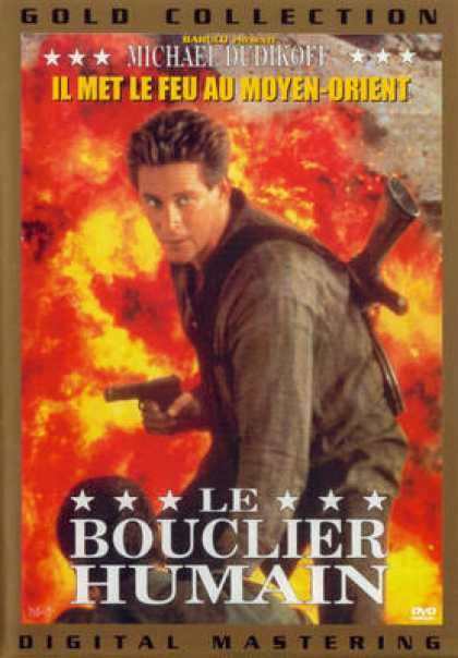 French DVDs - Le Bouclier Humain