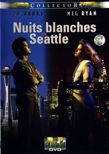 French DVDs - Nuits Blanches A Seattle