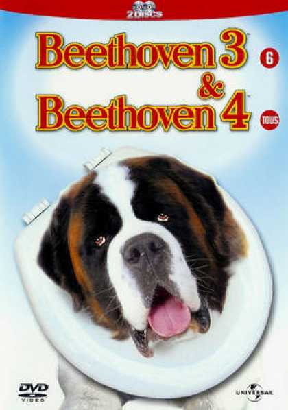 French DVDs - Beethoven 3 & 4