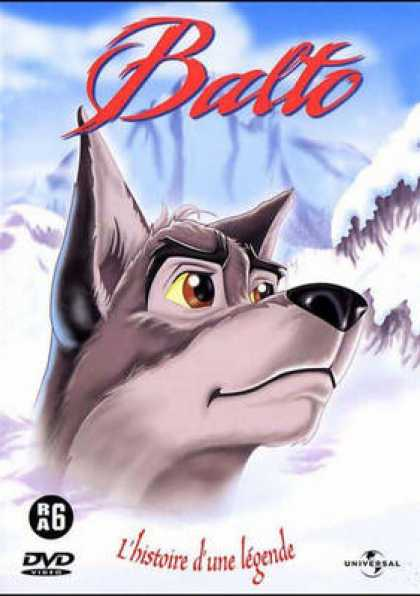 French DVDs - Balto