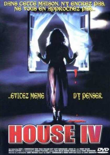 French DVDs - House 4