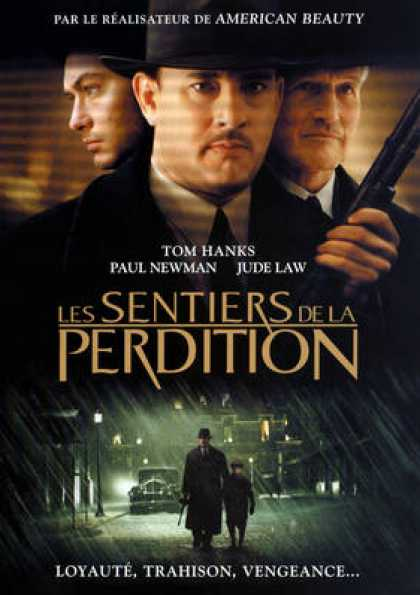 French DVDs - Road To Perdition