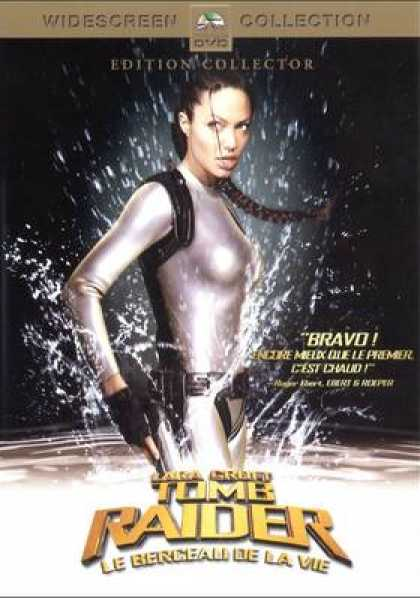French DVDs - Tomb Raider The Cradle Of Life