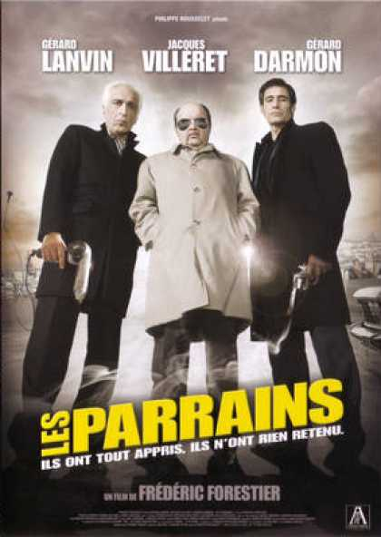 French DVDs - Les Parrains