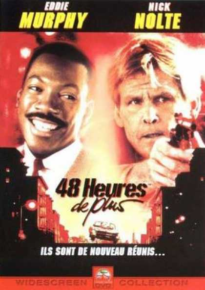 French DVDs - Another 48 Hours