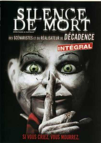 French DVDs - Dead Silence