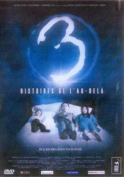 French DVDs - Three