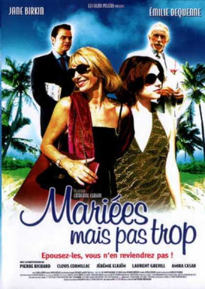 French DVDs - Mariees Mais Pas Trop