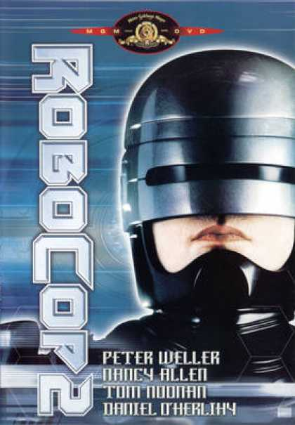 French DVDs - Robocop 2