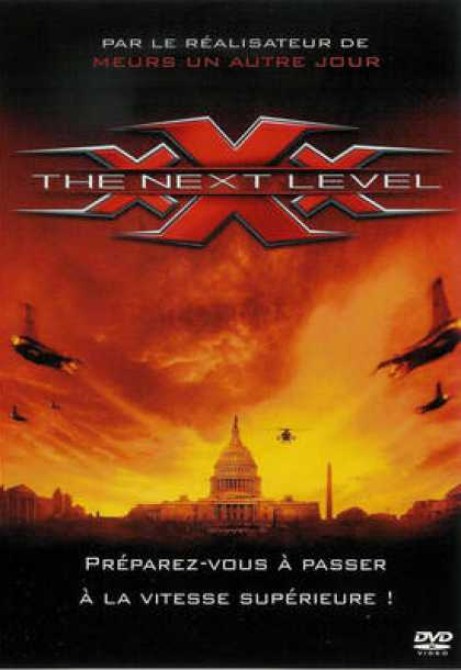 French DVDs - Xxx 2 The Next Level