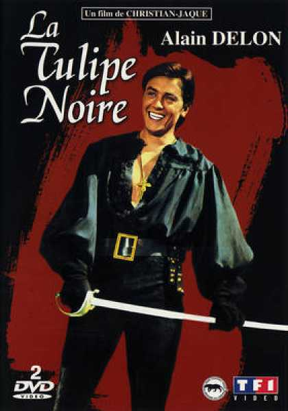 French DVDs - La Tulipe Noire