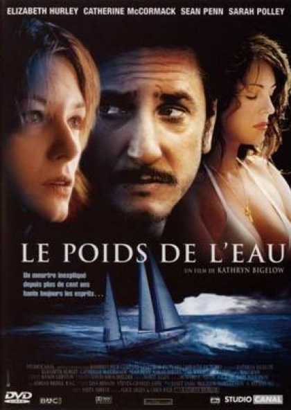 French DVDs - The Weight Of Water