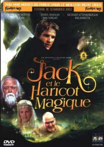 French DVDs - Jack And The Beanstalk