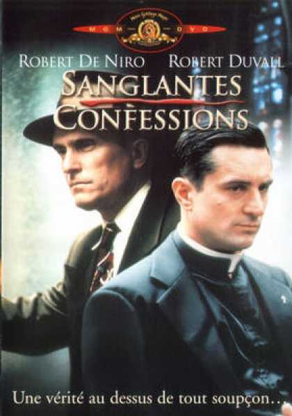 French DVDs - True Confessions