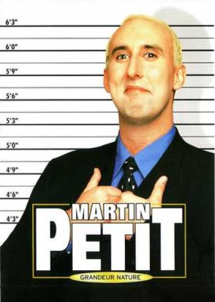 French DVDs - Martin Petit