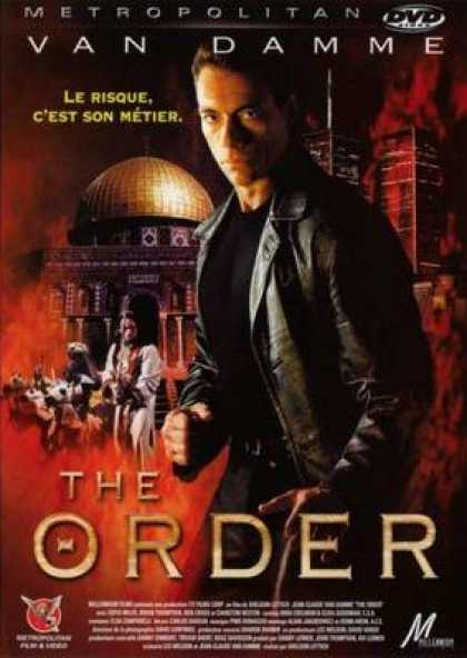 French DVDs - The Order