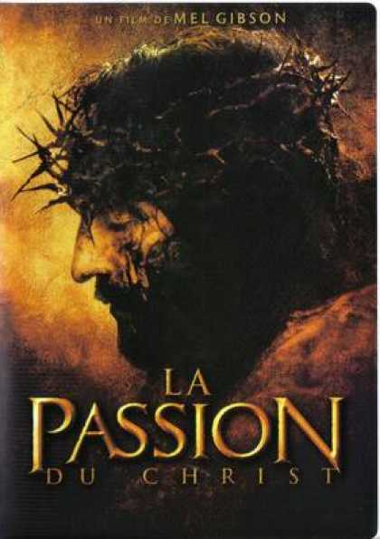 French DVDs - The Passion Of Christ