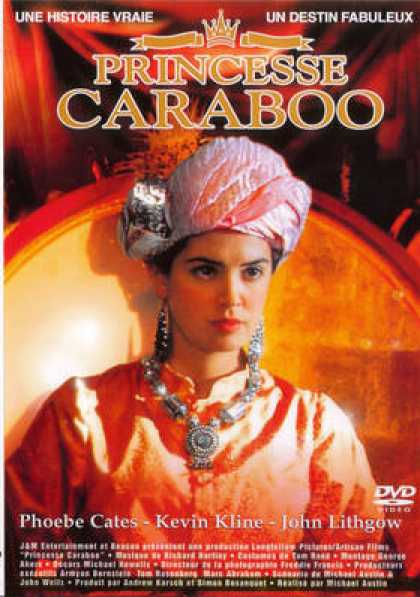French DVDs - Princesse Caraboo