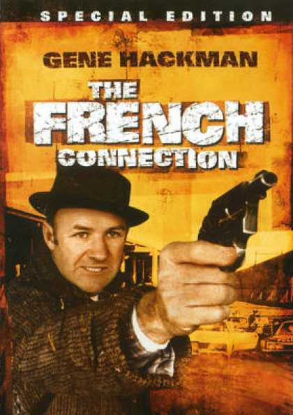 French DVDs - French Connection 1