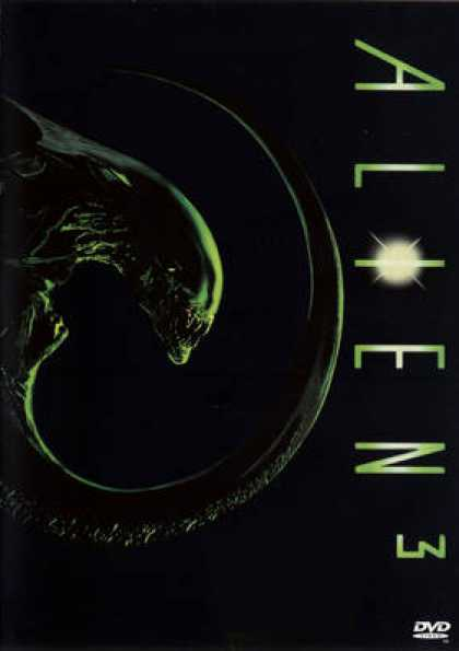 French DVDs - Alien 3