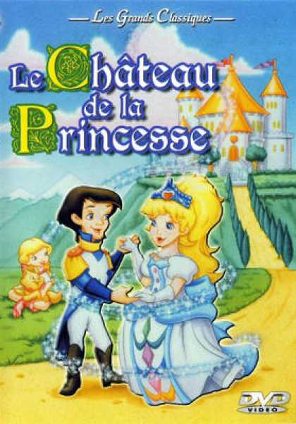 French DVDs - Le Chateau De La Princesse