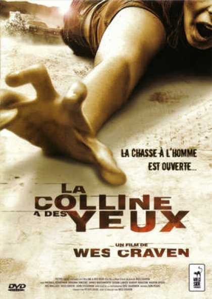 French DVDs - La Colline A Des Yeux