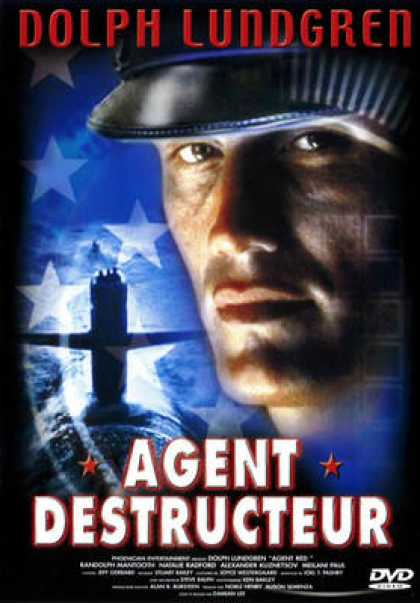 French DVDs - Agent Destructeur