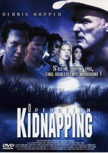 French DVDs - Operation Kidnapping