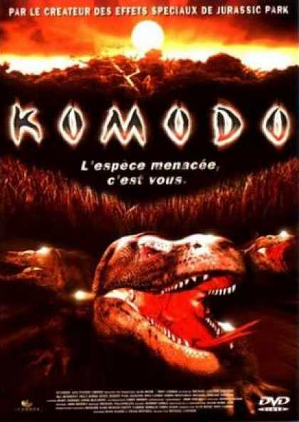 French DVDs - Komodo