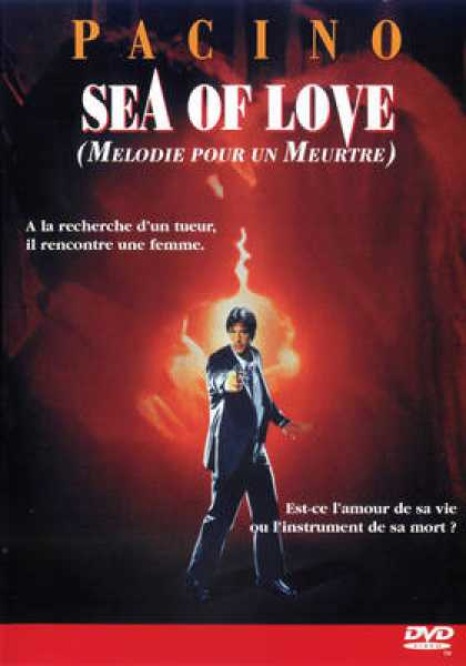 French DVDs - Sea Of Love