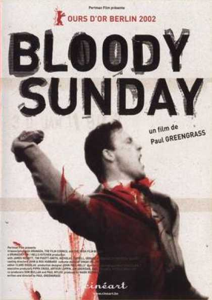 French DVDs - Bloody Sunday