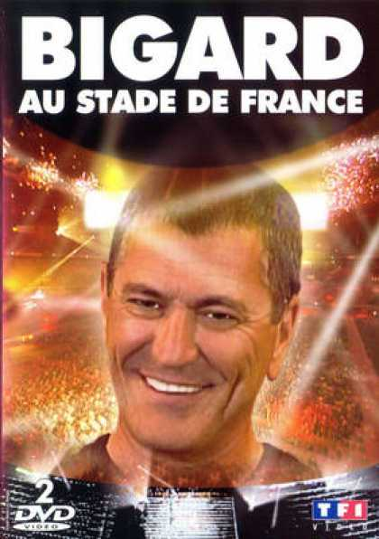 French DVDs - Bigard Au Stade De France