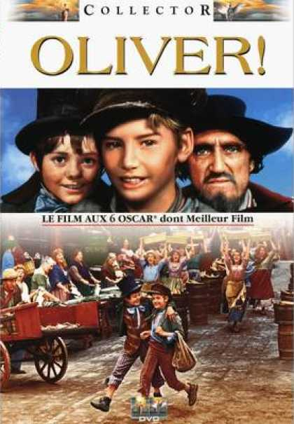 French DVDs - Oliver
