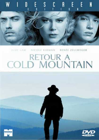 French DVDs - Retour A Cold Mountain