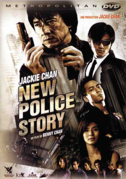 French DVDs - New Police Story