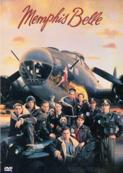 French DVDs - Memphis Belle