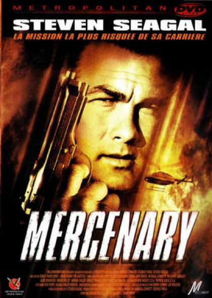 French DVDs - Mercenary For Justice