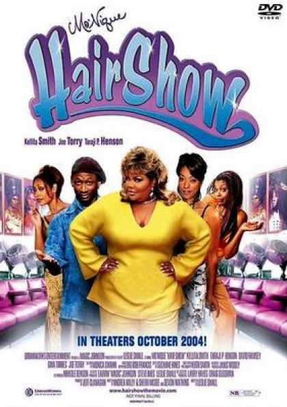 French DVDs - Hair Show