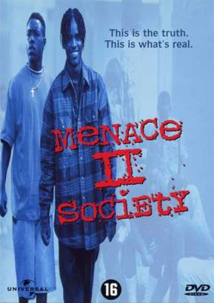 French DVDs - Menace II Society