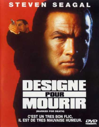 French DVDs - Designe Pour Mourir