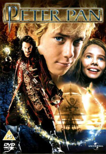French DVDs - Peter Pan