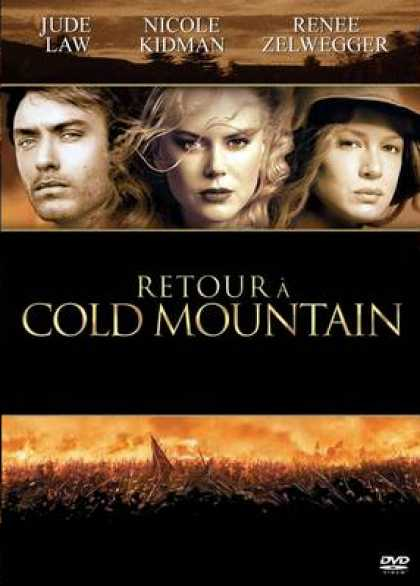 French DVDs - Cold Mountain