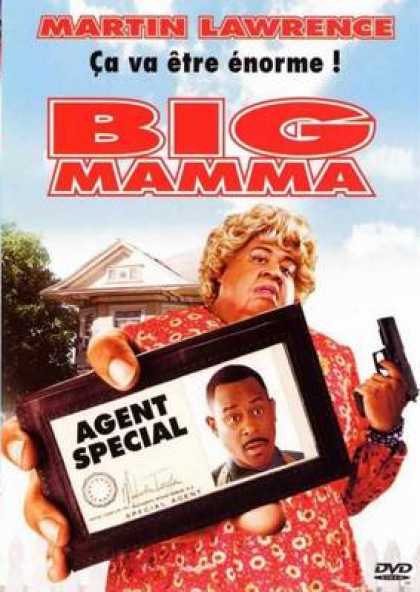 French DVDs - Big Momma